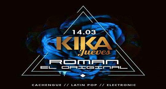 Kika club boliche jueves